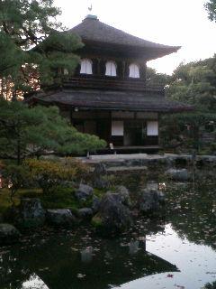 冬仕度の京都