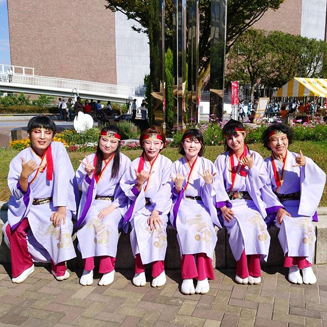 9日は大阪メチャハピー祭でした。